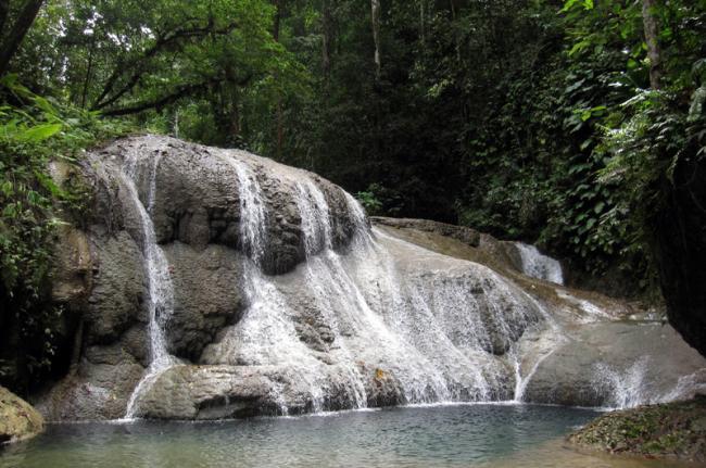 Cataratas del Mataniko, Islas Salomón
