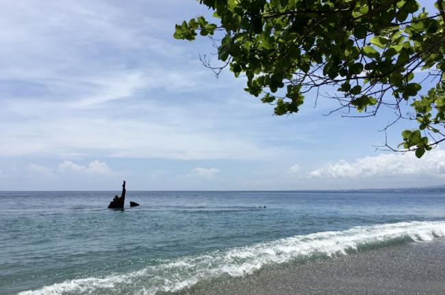 Pecios de Bonegi, Islas Salomón