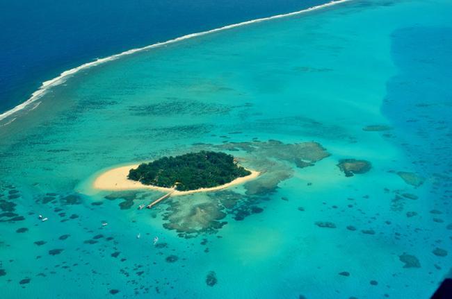 Isla de Mañagaha, Islas Marianas del Norte