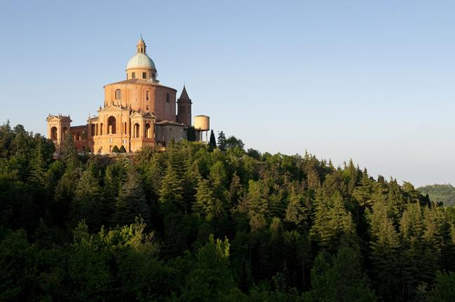 Santuario di San Luca, Bolonia, Italia