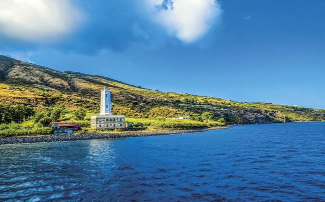 Gelso, Islas Eolias, Italia