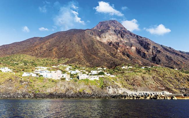 Ginostra, Islas Eolias, Italia