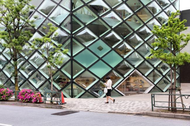 Arquitectura en Tokio, Japón