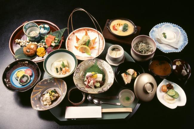 Cocina Japonesa, Japón
