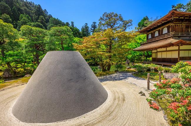 Ginkaku-ji, Kioto, Japón