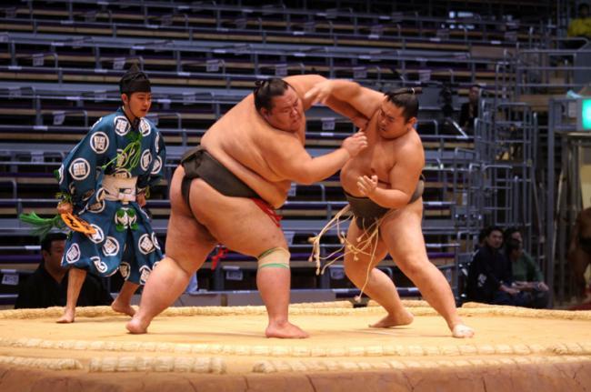Sumo, Japón
