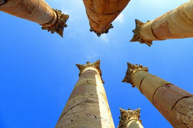 Ruinas Romanas, Jordania