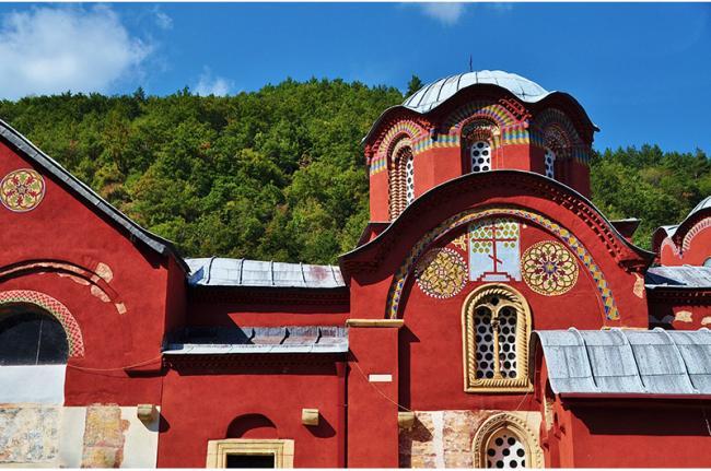 Monasterio del Patriarcado de Peć (Peja), Kosovo