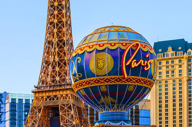 París Las Vegas, Las Vegas, EE UU