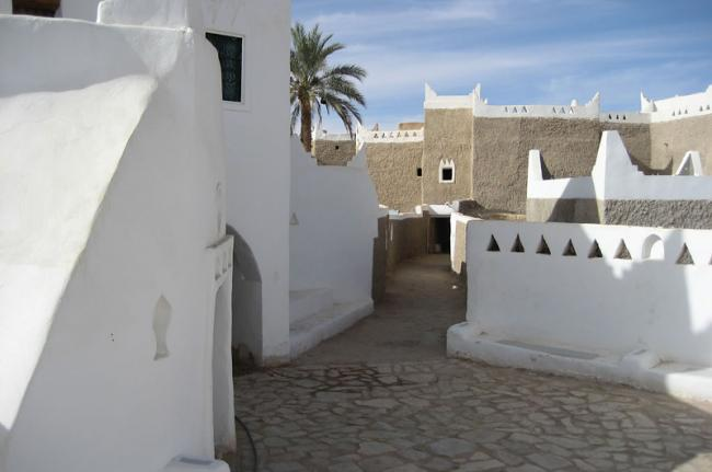 Gadamés, Libia