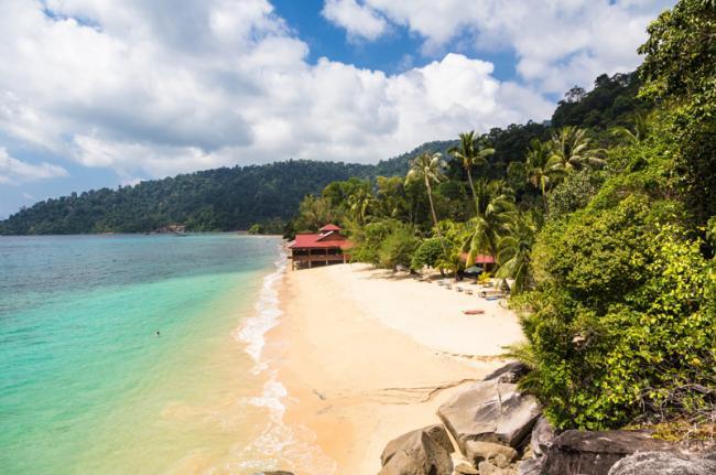 Pulau Tioman, Malasia