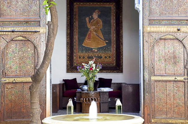 'Riad' de Fez, Marruecos