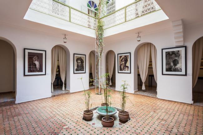 Maison de la Photographie, Marrakech, Marruecos