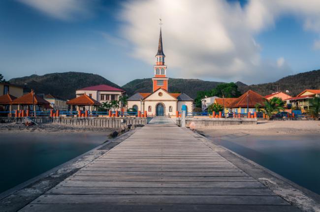 Anse d'Arlet, Martinica
