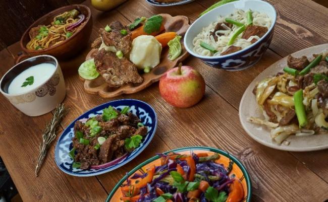 Cocina tradicional mongola
