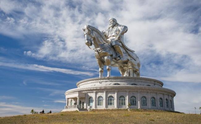 Tsonjin Boldog, Mongolia.