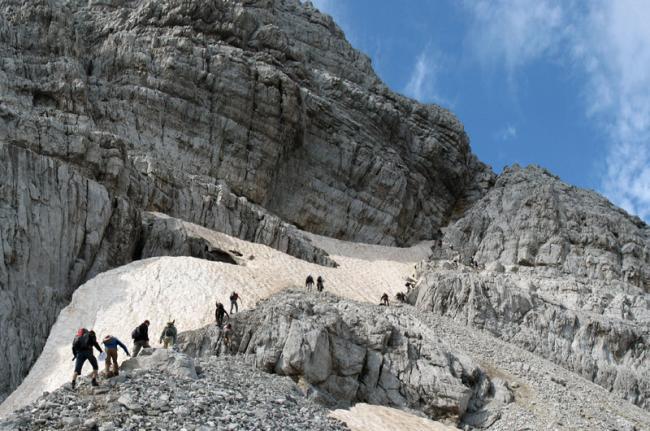 Montes Prokletije, Montenegro