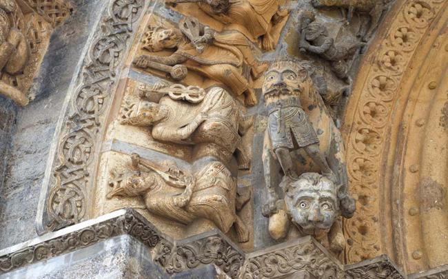 Cathédrale Sainte-Marie d'Oloron, Francia