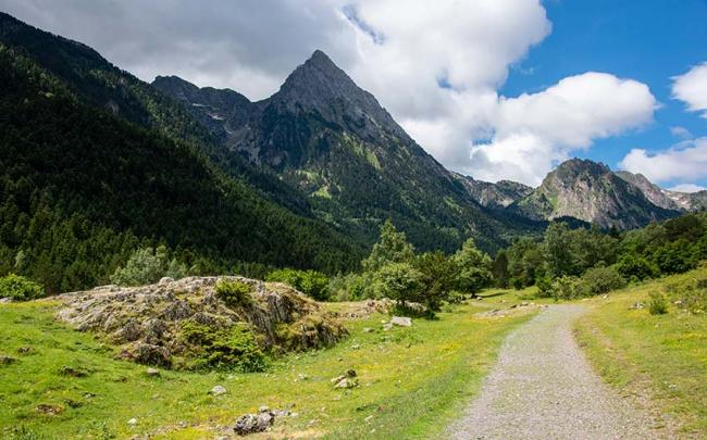 Parc Nacional d'Aigüestortes, Pirineos catalanes, España