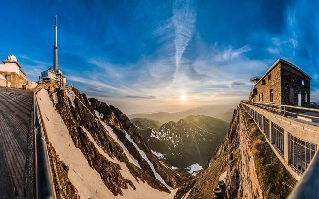 Pic du Midi de Bigorre, Pirineos franceses