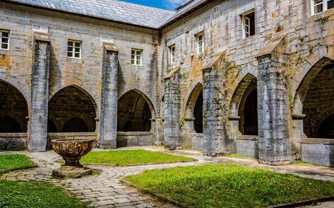Real Colegiata de Santa Maria, Navarra, España
