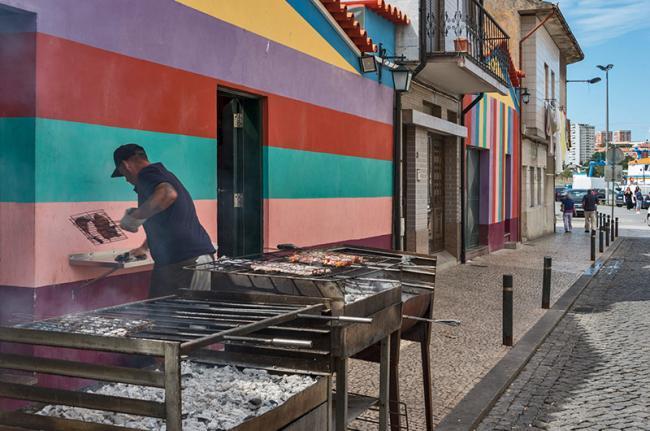 Afurada, Oporto, Portugal