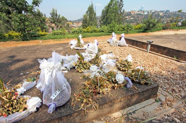 Centro en Memoria del Genocidio, Kigali