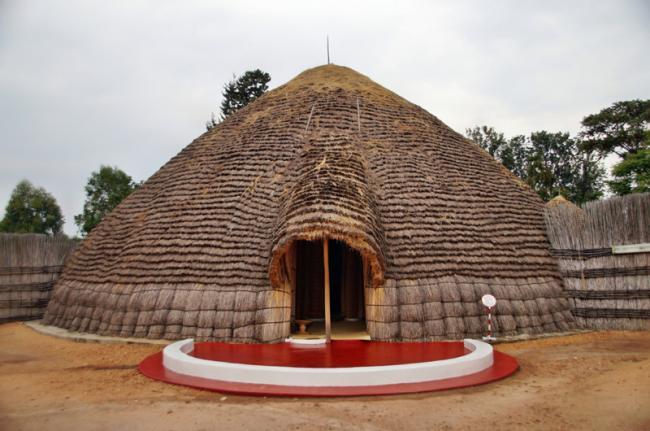 Nyanza (Nyabisindu), Ruanda