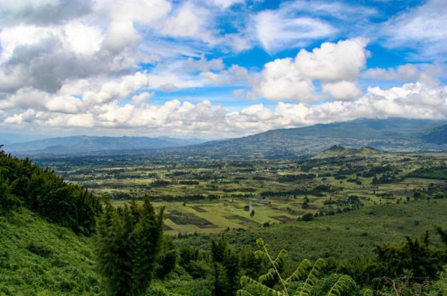 Parque Nacional de los Volcanes, Ruanda