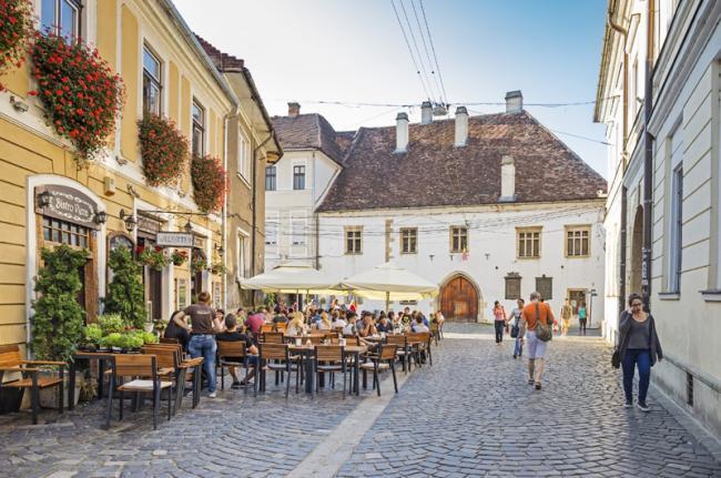 Cluj-Napoca, Rumanía