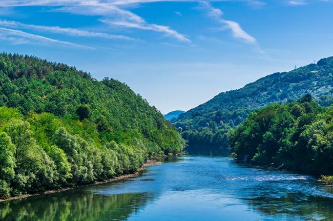 Cañón del Drina, Parque Nacional de Tara, Serbia
