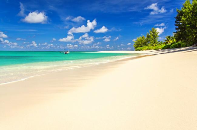 Isla Denis, Seychelles