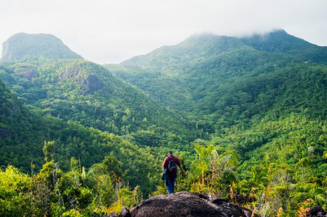 Parque Nacional Morne Seychellois, Seychelles