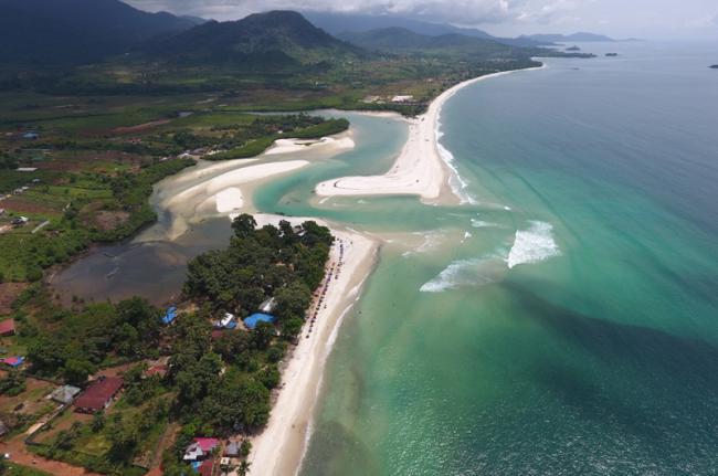 Playas de Freetown, Sierra Leona