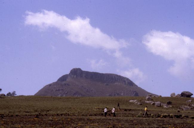Monte Bintumani, Sierra Leona