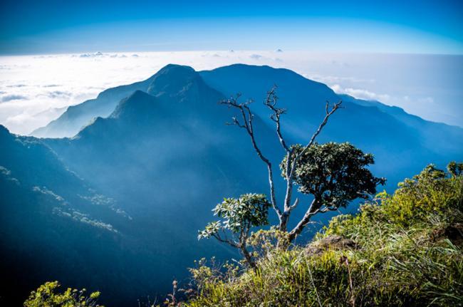 Llanuras de Horton y Fin del Mundo, Sri Lanka