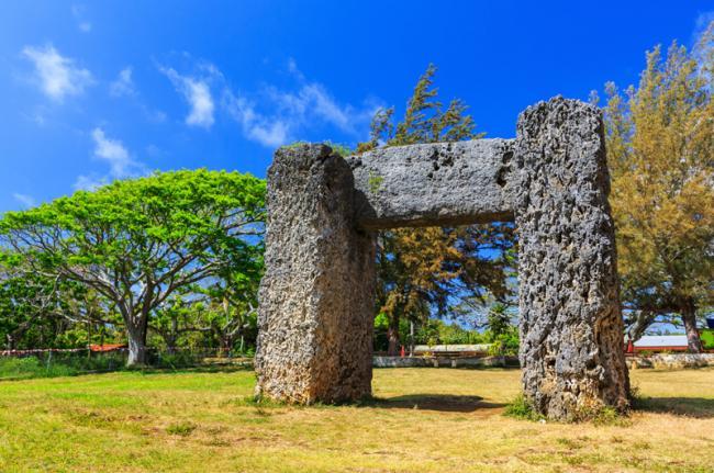 Stonehenge, Tonga