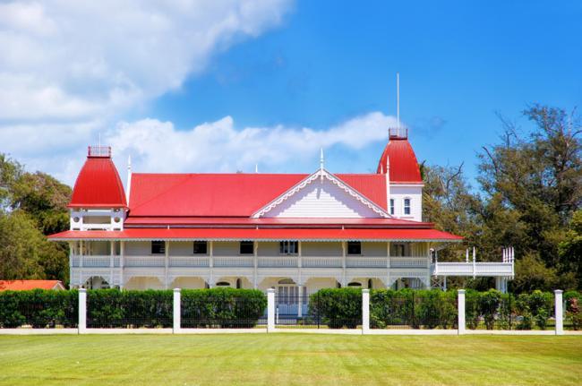 Palacio Real, Tonga