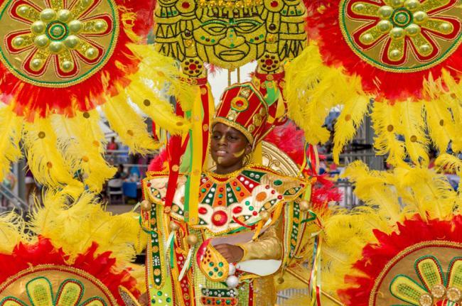 Carnaval de Puerto España, Trinidad y Tobago