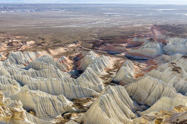 Yangykala, Turkmenistán, Asia Central