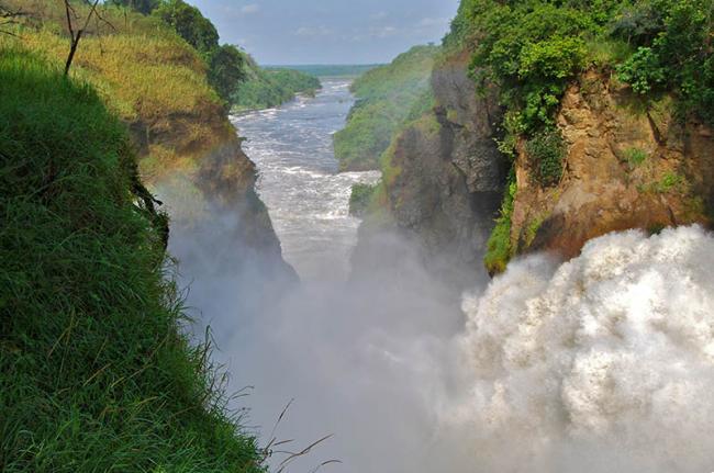 Cataratas de Murchison, Uganda
