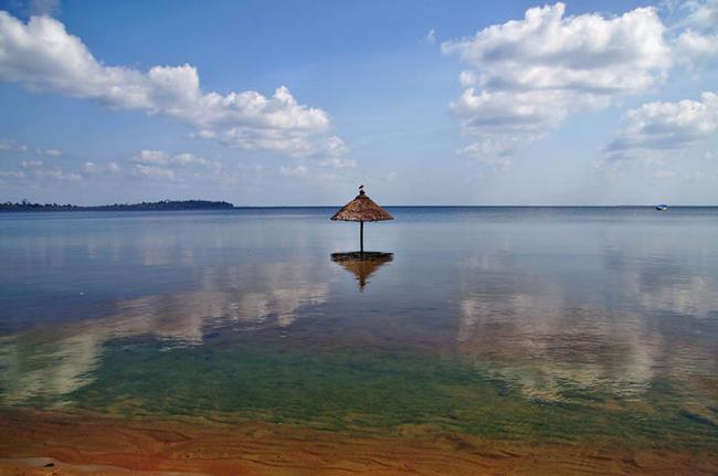 Islas Sesse, lago Bunyonyi, Uganda