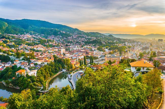 Sarajevo, Bosnia y Herzegovina