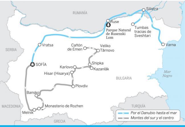 Por el Danubio hasta el mar