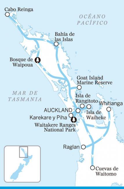 Descubrir Auckland