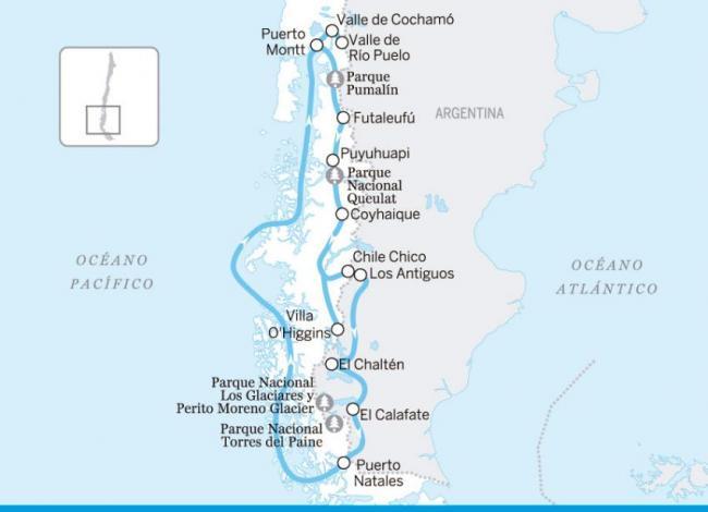 La Patagonia de los pioneros
