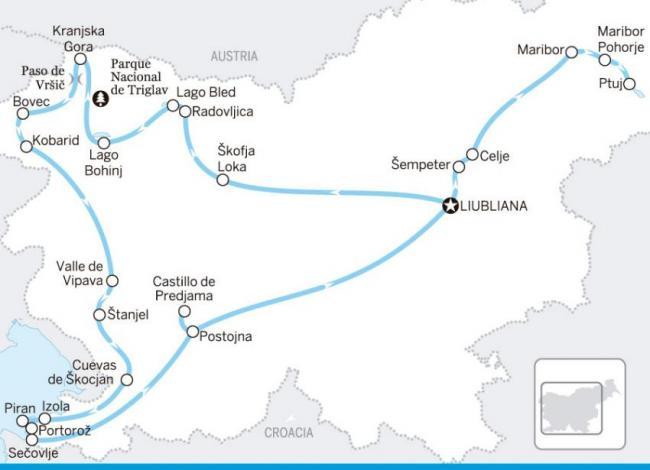 Eslovenia en profundidad