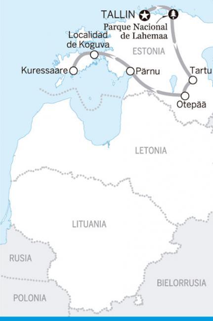 Estonia esencial