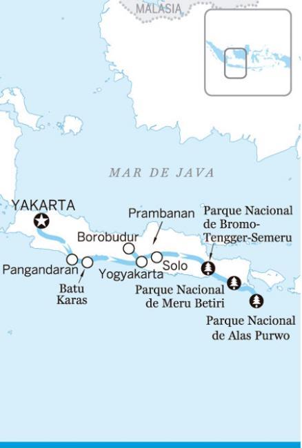 Excursión por Java