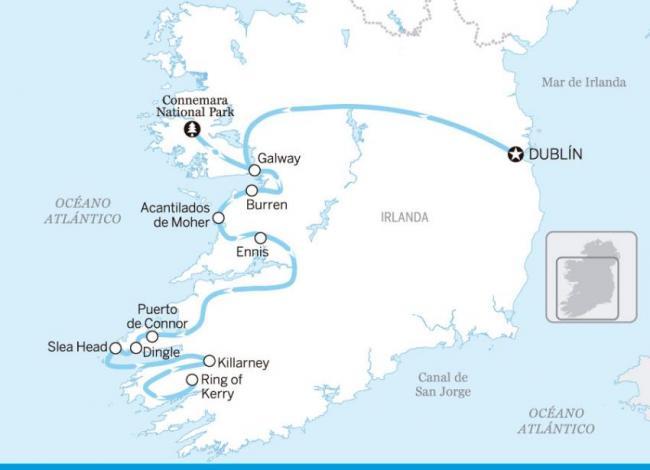 Irlanda imprescindible